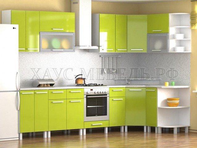 Кухонные модули Лайм лак