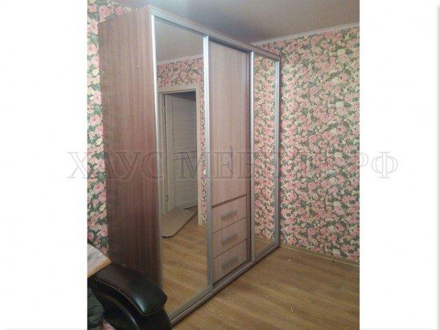 Шкаф-купе Версаль 3 без зеркал