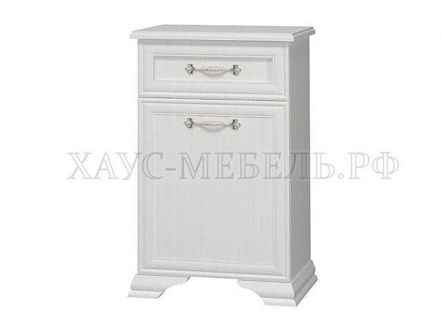 Тумба ( 1 дверь + 1 ящик ) Грация Белая