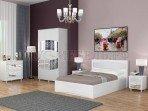 Кровать Палермо с зеркалом