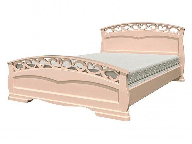 Кровать Грация 1 Дуб молочный