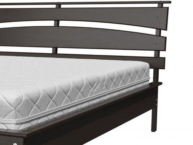 Кровать Камелия 4 Венге