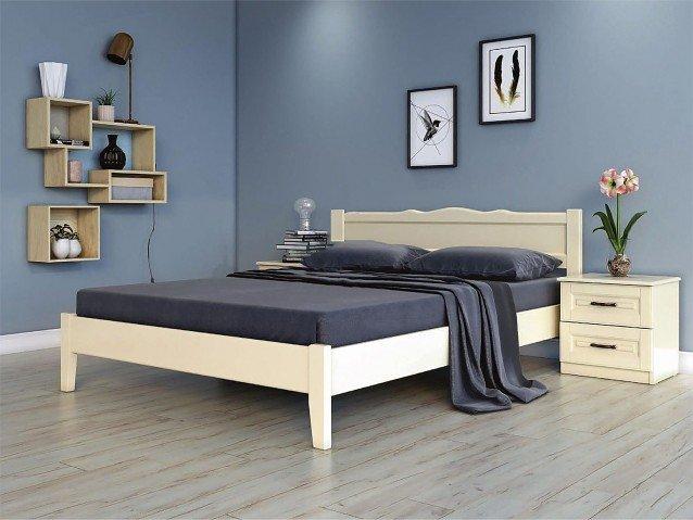 Кровать Карина 7 Слоновая Кость