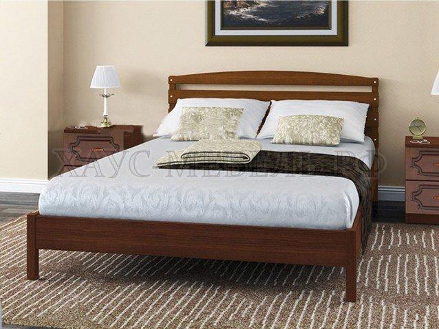 Кровать Камелия 1 орех