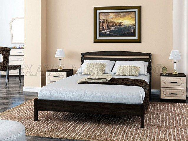 Кровать Камелия 1 венге