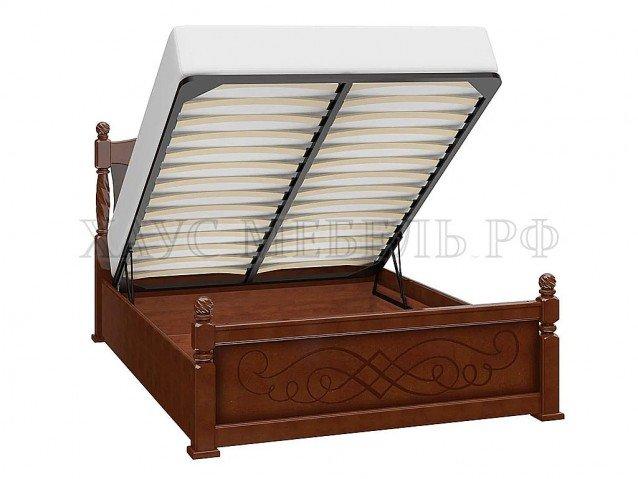 Кровать Карина 14 Орех