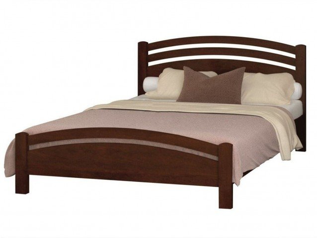 Кровать Камелия 3 орех