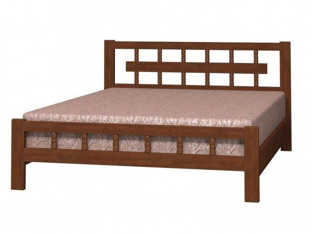 Кровать Натали 5 орех