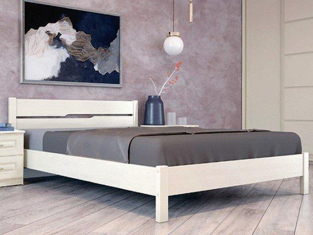Кровать Вероника 5 Слоновая Кость