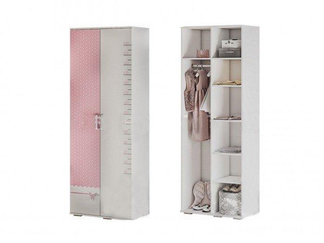 Шкаф для одежды ШК-09 Трио принцесса