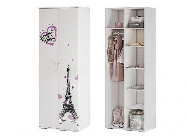 Шкаф для одежды ШК-09 Трио бонжур