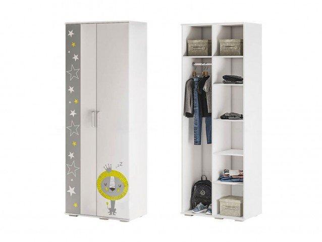 Шкаф для одежды ШК-09 Трио звездное детство
