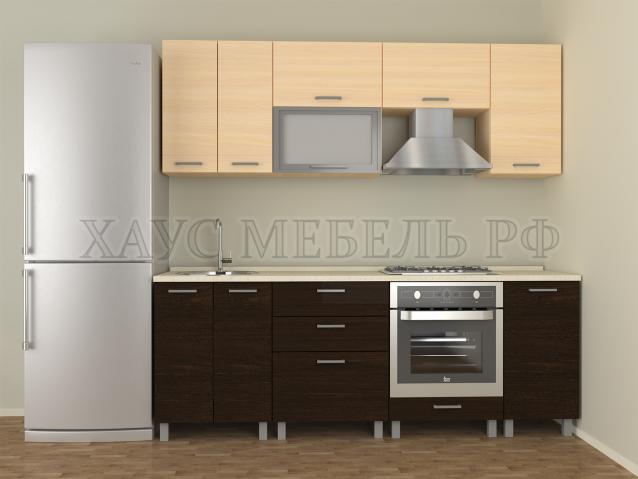 Кухня ЛДСП 2200 мм.