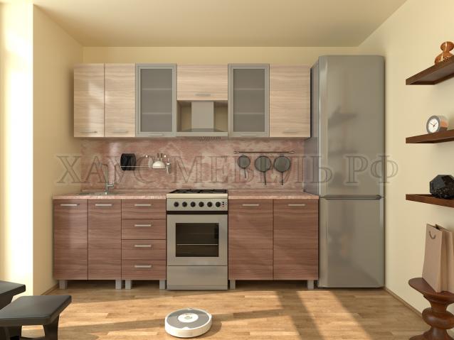 Кухня ЛДСП 2300 мм.