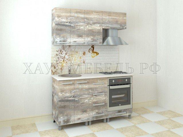 Кухня ЛДСП 1600 мм.