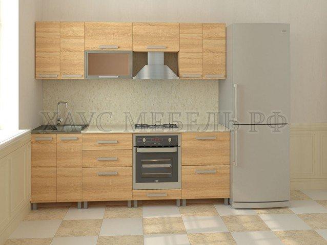 Кухня ЛДСП 2400 мм.