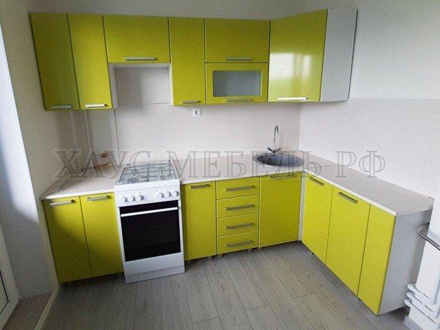 Кухня Лайм 2500 + 1600 мм.