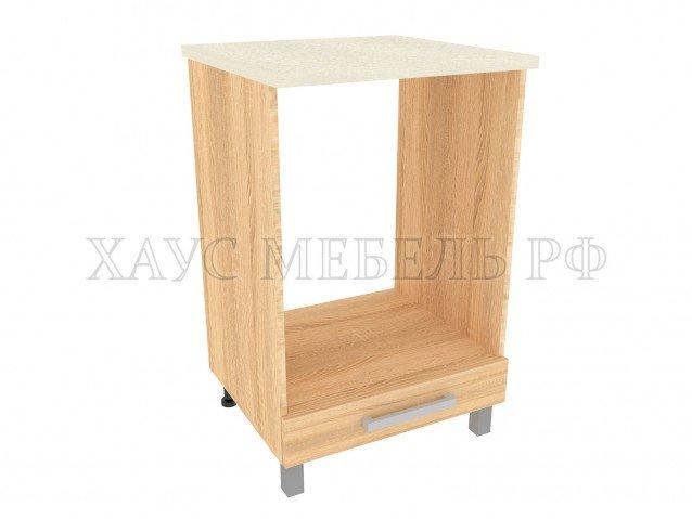 Стол под духовой шкаф ЛДСП Сонома