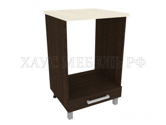 Стол под духовой шкаф ЛДСП Венге