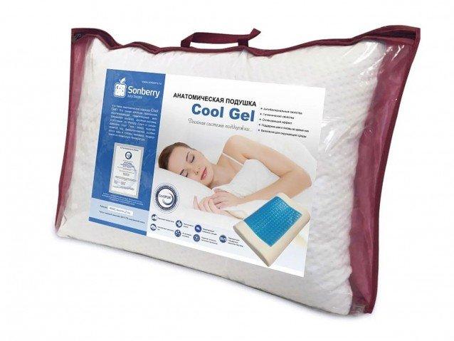 Анатомическая подушка Coll Gel Classic