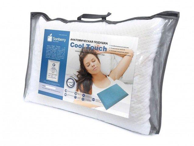 Анатомическая подушка Coll Touch