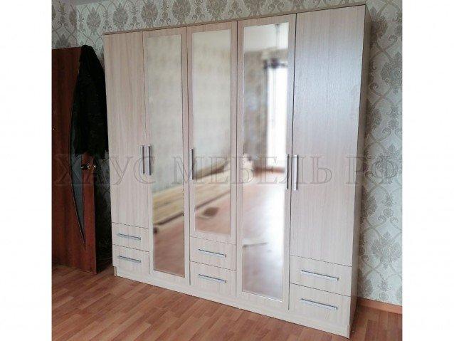 Шкаф 5-створчатый 2