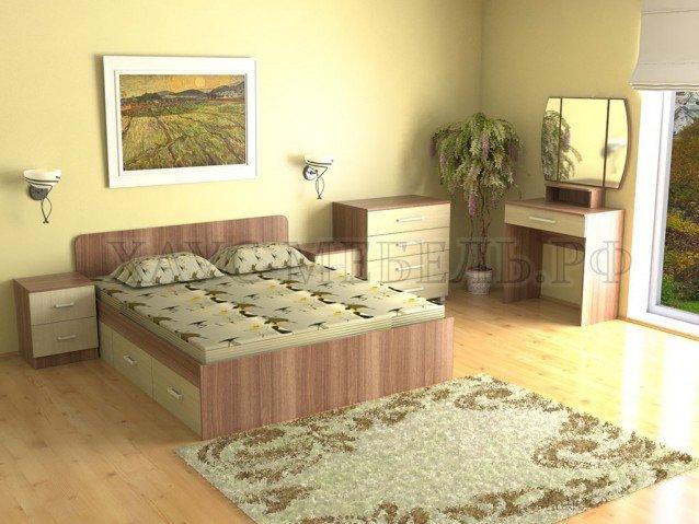 Мебель для спальной комнаты 1