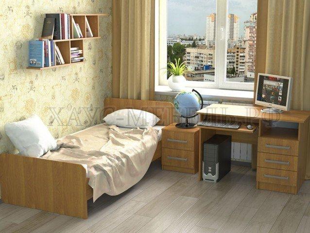 Мебель для спальной комнаты 4