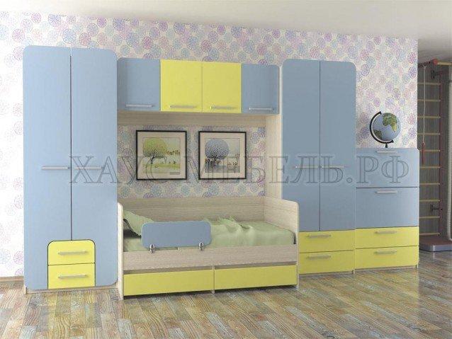 Модульная стенка Мечта-кровать