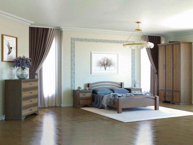 Спальный гарнитур Грация Борнео