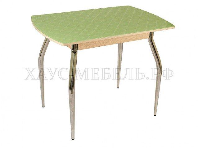 Стол обеденный Фуджи салатовый mini